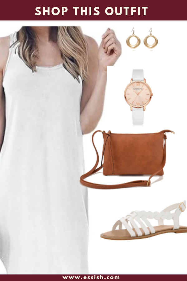 Shop This Stylish Mini Dress Casual Outfit