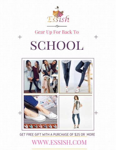 Essish Back To School