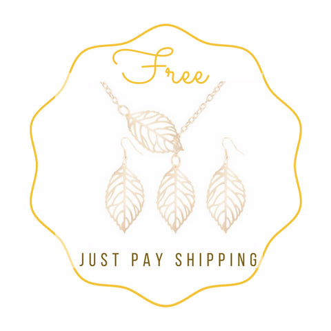 Free Just Pay Shipping!