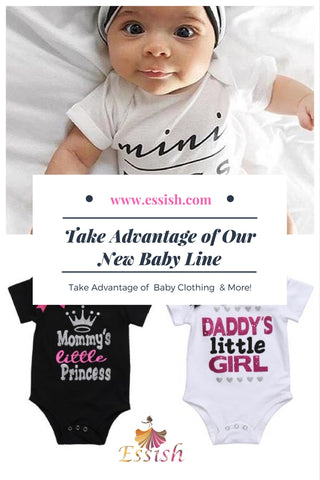 Shop Baby Clothes Online