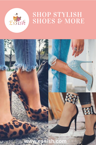 Shop Stylish Shoes & More!