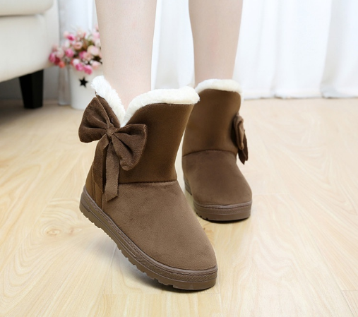 Winter Womens Ankle Boots