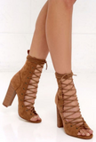 Women High Heel Sandal Boot Summer Shoes Casual Sexy