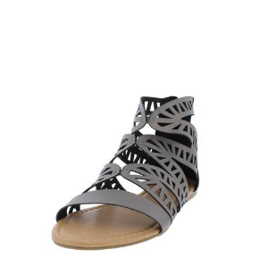 PEWTER WOMEN'S SANDAL