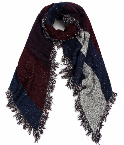 Wool Scarf Thicken Wrap 2016 Spring Winter Fashion Blanket Scarf Cashmere Pashmina Shawl Warm Scarves