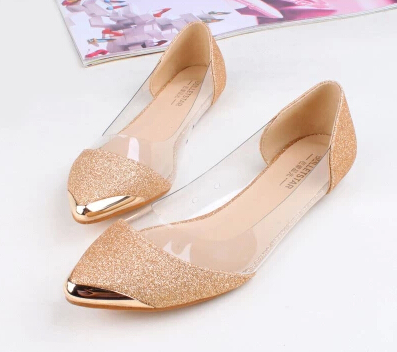 Shoes Woman Brand Fashion Casual Sapatos Femininos Ballet Ballerina Ballet Flat Sandals