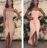 Sexy Women Fashion Beach Bodycon Clubwear Slim fit Causal Evening Party Dress