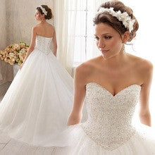New Special Wedding Dress 2015 Autumn Winter Off the Shoulder Sweetheart Women Bridal Gowns Fashion Casamento Satin