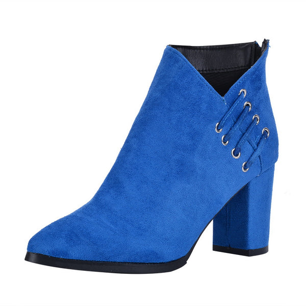 Women Shoes Ankle Sexy Short Boots