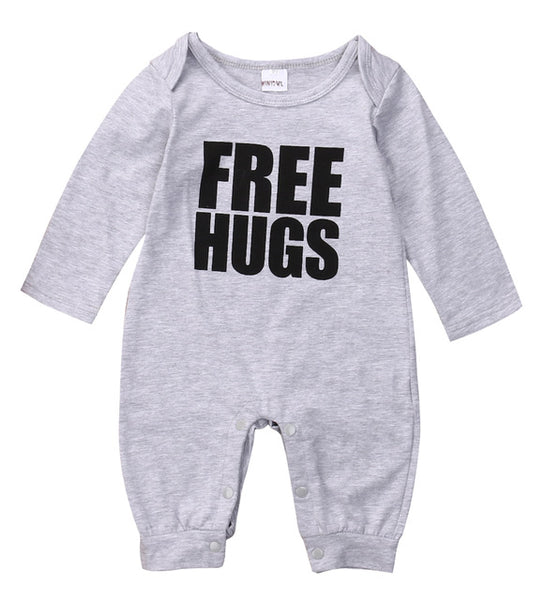 Newborn Romper Clothes Warm Long Sleeve Baby Rompers Jumpsuit Outfits