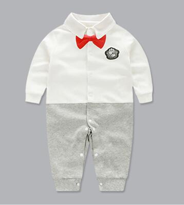 4812ef0e2bff Baby Rompers Cartoon Baby Clothes Cotton Long Sleeve Kids Jumpsuits ...