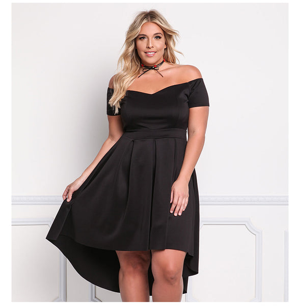 Off Shoulder Party Women Dresses
