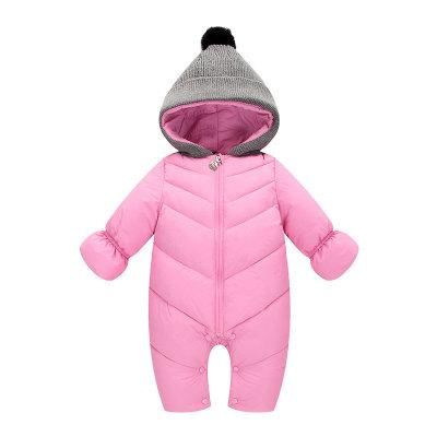 Baby Clothes New Newborn Warm Winter Thick Cotton Baby Baby Rompers