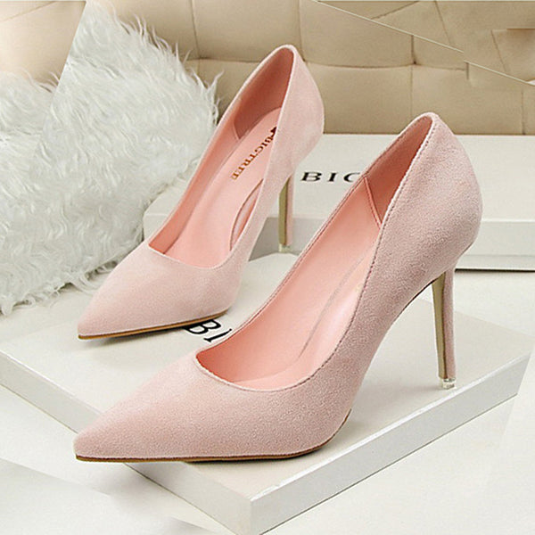 Women Pumps High Heels Shoes Bridal Heels Wedding Shoes Women Summer Pumps