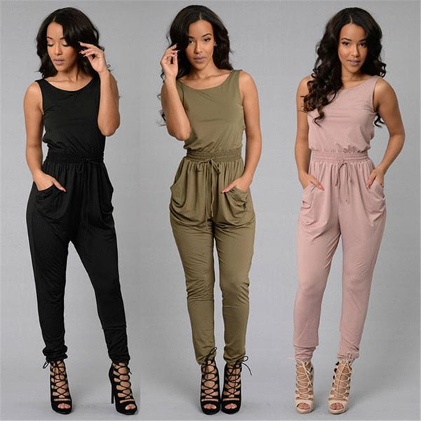 Women's Club Wear Stylish Jumpsuit