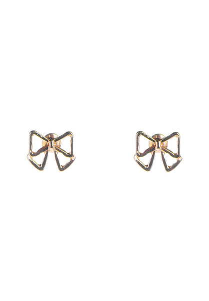 Deraine Ribbon Ear Rings