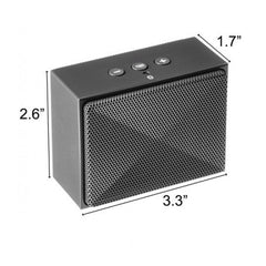 AmazonBasics Ultra-Portable Mini Bluetooth.