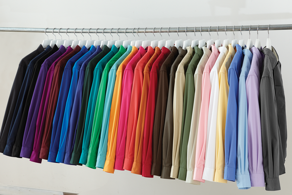Everyday Button Down in 30 Color Options