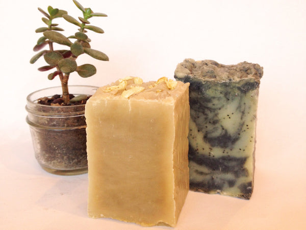 Registration is Closed: Hot Process Soap Making + Healing Salve