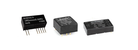 MORNSUN 3-30W Dual Isolated Regulated Outputs DC/DC converters R3 Series