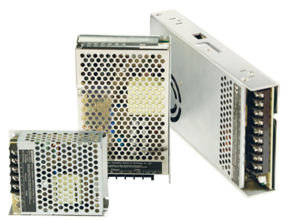 MORNSUN New Product Line - 35-350W Enclosed Switching Power Supplies