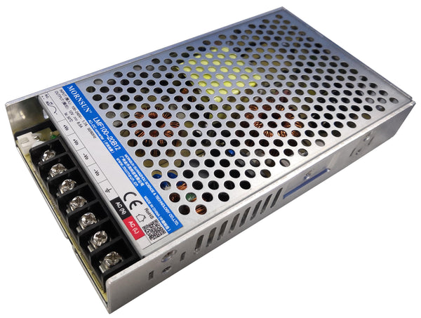 MORNSUN 0.98 Power Factor!100W Active PFC Enclosed Switching Power Supply LMF100-20Bxx Series
