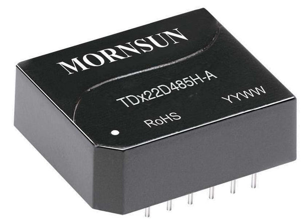 MORNSUN Two-channel Isolation Transceiver for RS485