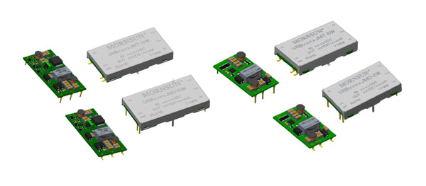 Mornsun's New Ultra-thin 6W and 10W SMD/DIP DC/DC Converters