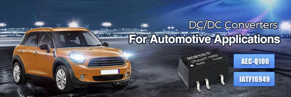 DC/DC Converters for Automotive Application