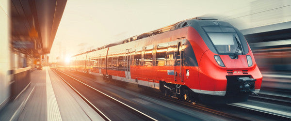 RAILWAY PROJECTS Use MORNSUN DC CONVERTERS