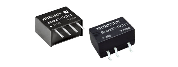 Mornsun's New Fixed Input R3 Series DC Converters