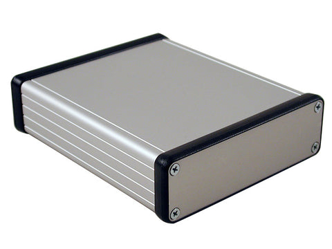 1455 Series - Metal End Panels - Extruded Aluminium