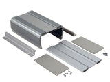 1445NHD Series - Heat Dissipating - Extruded Aluminium