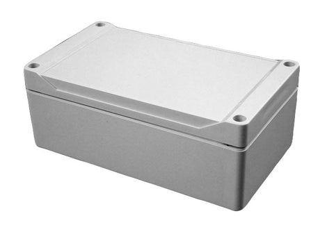 1555 Series - Styled Lid Watertight - ABS Plastic / Polycarbonate