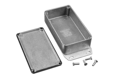 1590W Series - Watertight with PC Board Mounting Ribs - Diecast Aluminium