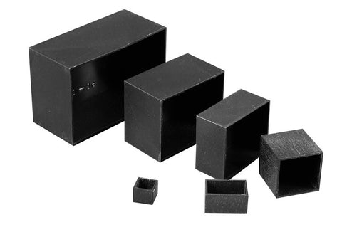 1596 Series - Potting Boxes - ABS Plastic