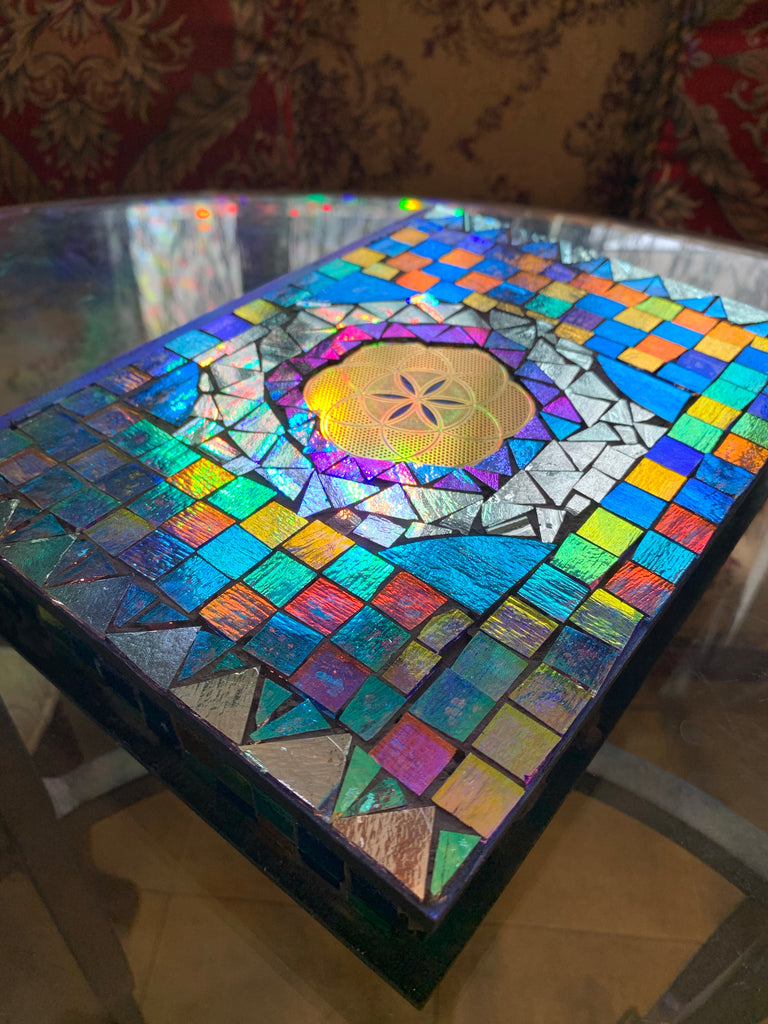 Mosaic Book Box