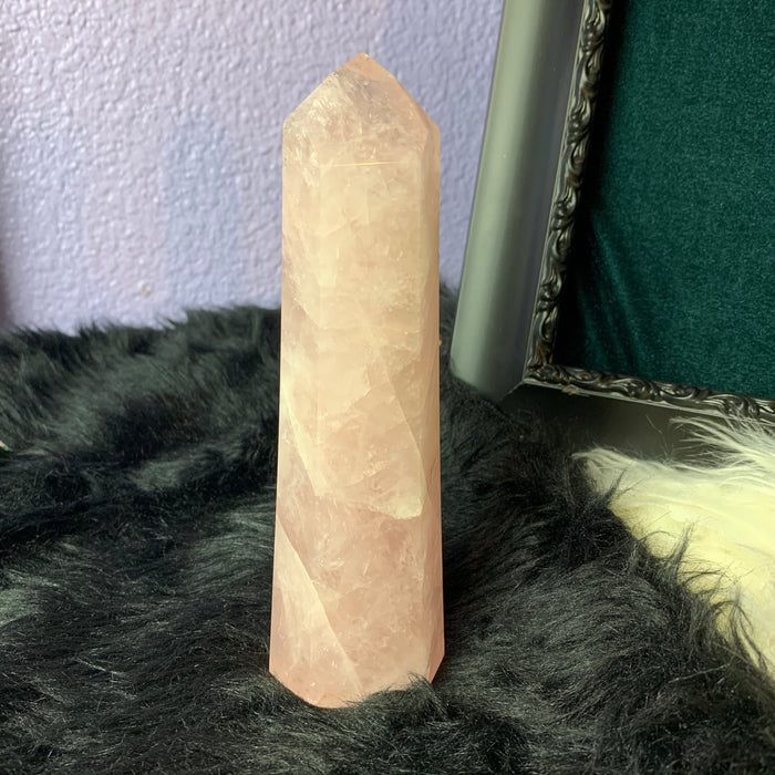 Rose Quartz Tower no.2