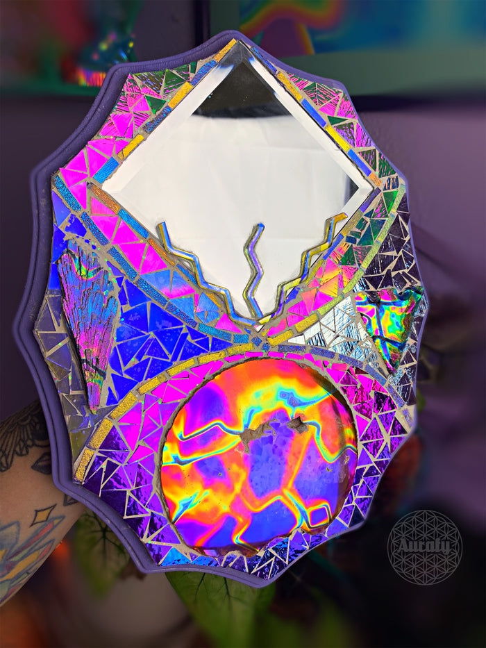 'Clairsentient' Magic Mirror