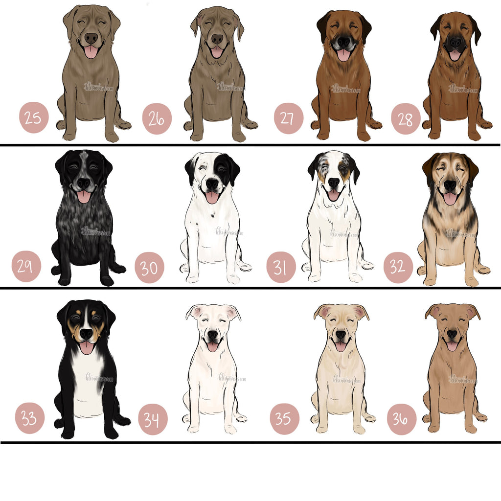 Choose Your LAB Art Print