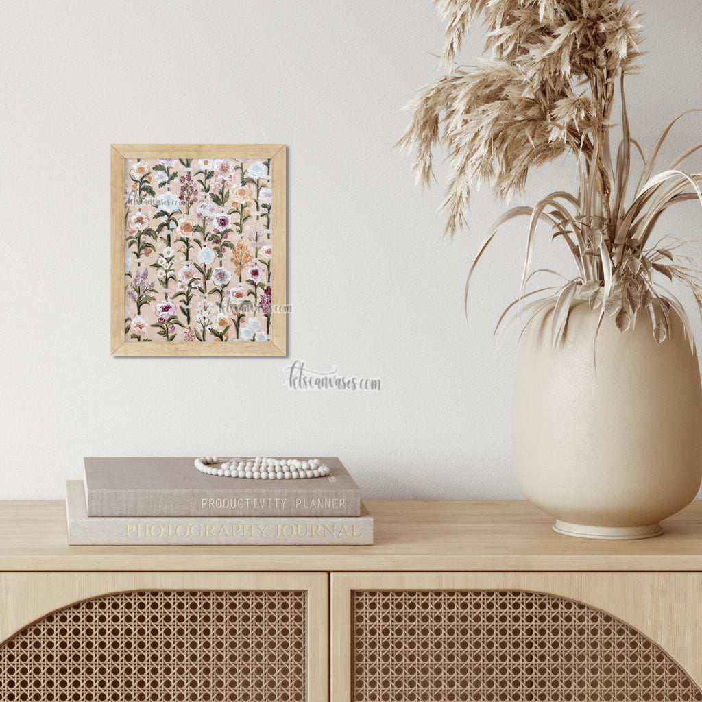 Flower Wall Art Print
