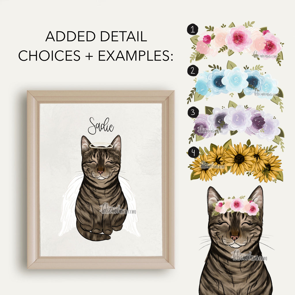 Choose Your TABBY Art Print