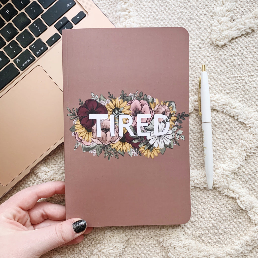 Tired DOT GRID Notebook