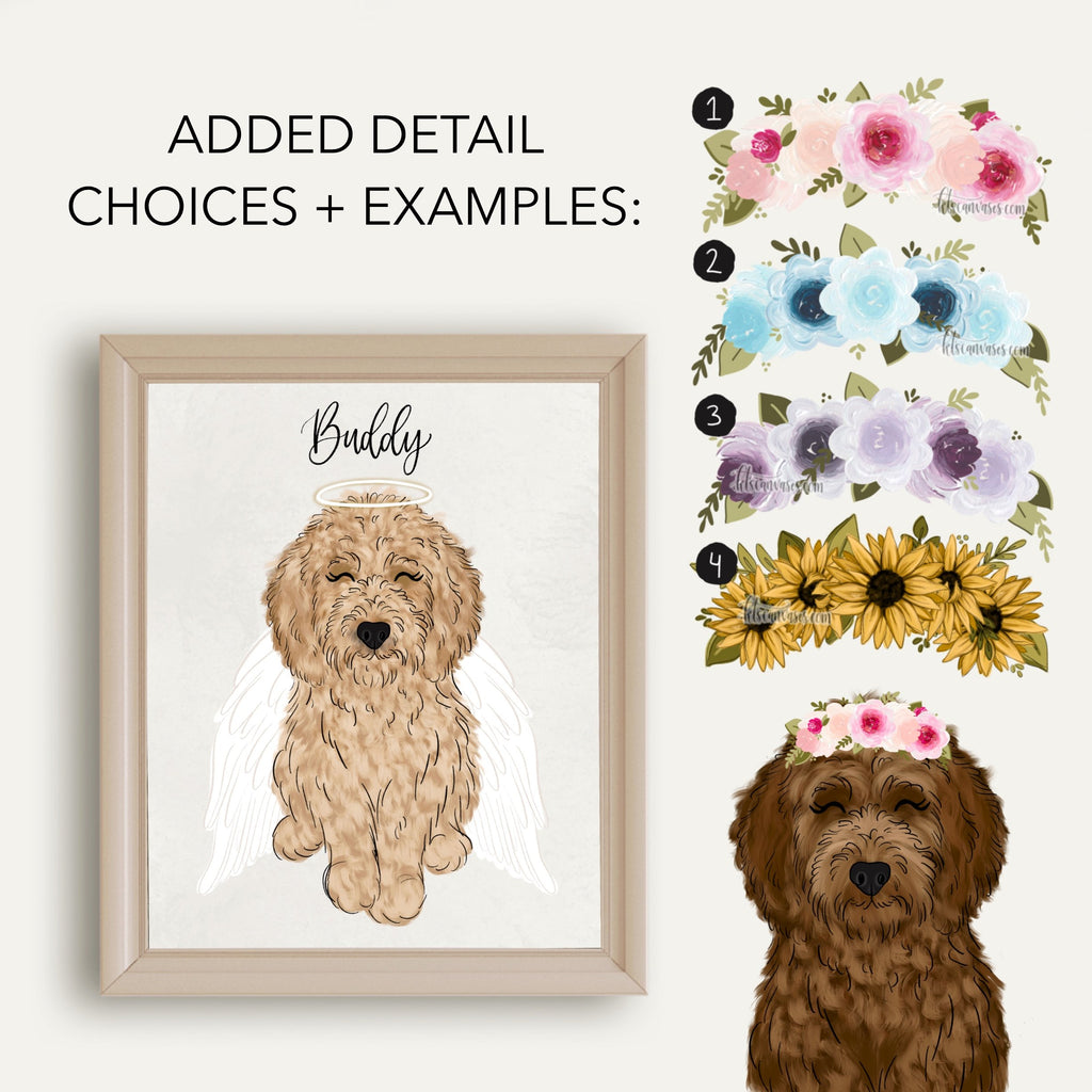 Choose Your DOODLE Art Print