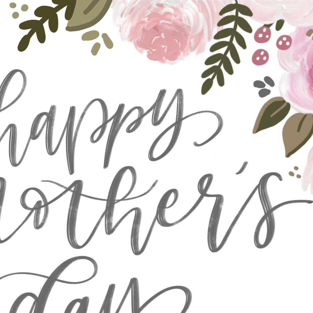 Card - Happy Mother's Day Card