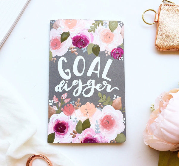 Notebook - Goal Digger Notebook