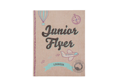 Junior Flyer Logbook