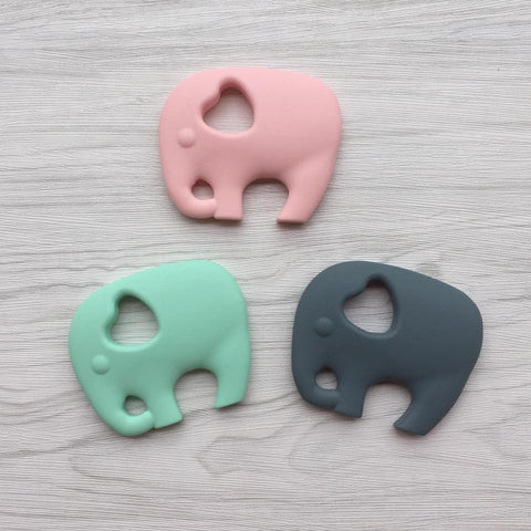 Elephant Teething Toy (1)