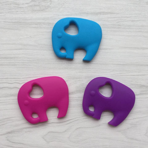 Elephant Teething Toy (2)
