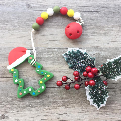 Christmas Tree Teether (Limited Edition)